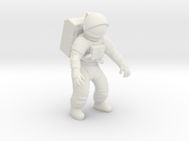 Astronaut in White Strong & Flexible