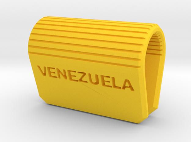 Tapa Webcam in Yellow Processed Versatile Plastic