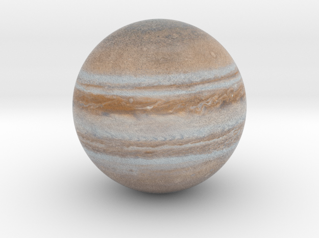 "Jupiter - ""ScaledSeries"" in Full Color Sandstone"