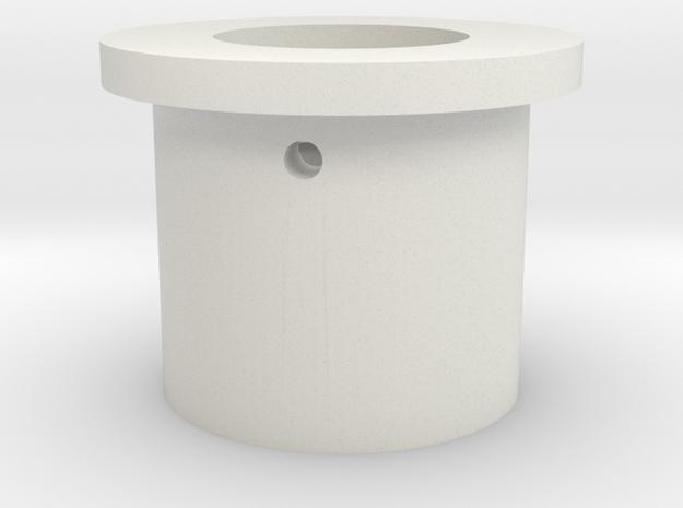 "Neopixel Blade Plug 7/8"" (TCSS Blade diffuser) in White Natural Versatile Plastic"