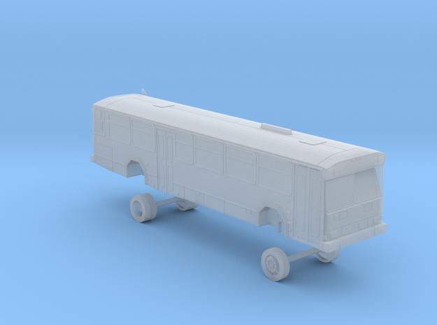 N Scale Bus Gillig Phantom Westcat 110s in Smooth Fine Detail Plastic