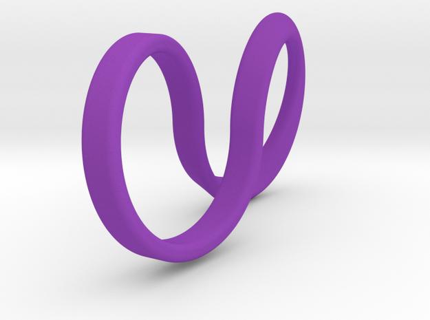 Mobius Hoop Ring