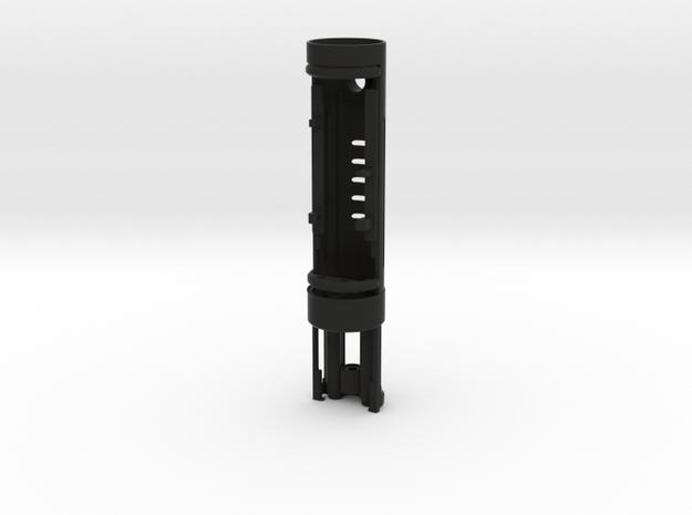 I.S.D.C. Starwalker Prizm 5.1 Crystal Cmbr Chassis in Black Natural Versatile Plastic