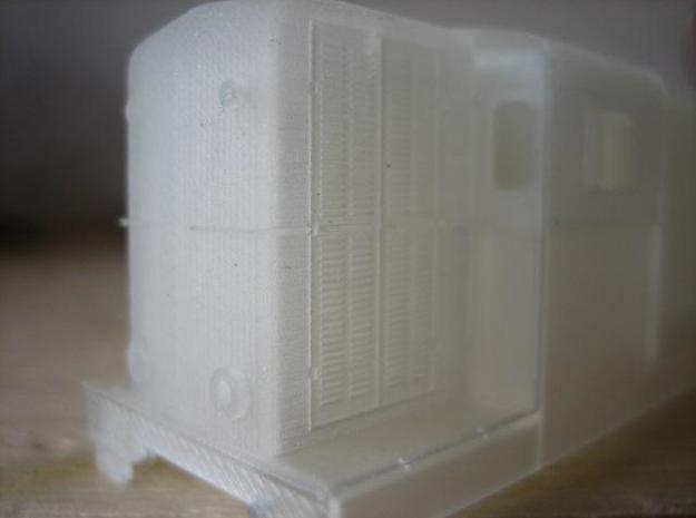 N 2400 NS Minitrix 3d printed Extreme close-up van 2400 in FUD
