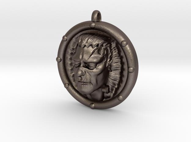 Frankenstein's Monster 3D Pendant