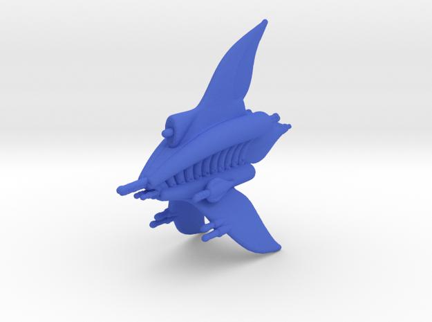 MF Ashinta Escort Frigate Armada Scale in Blue Processed Versatile Plastic