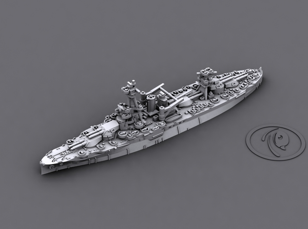 1/1800 US BB34 New York [1942]