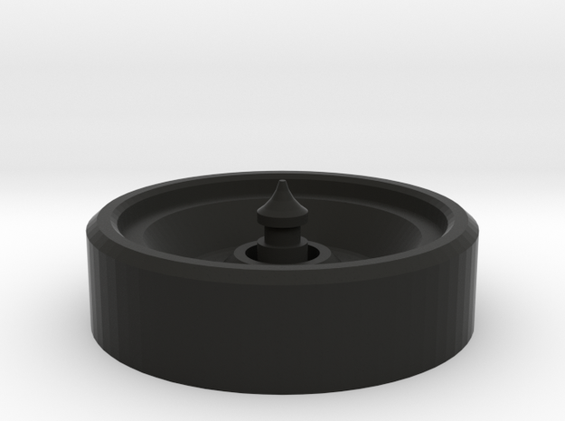 Front Receiver Bit PKD M2019 in Black Natural Versatile Plastic