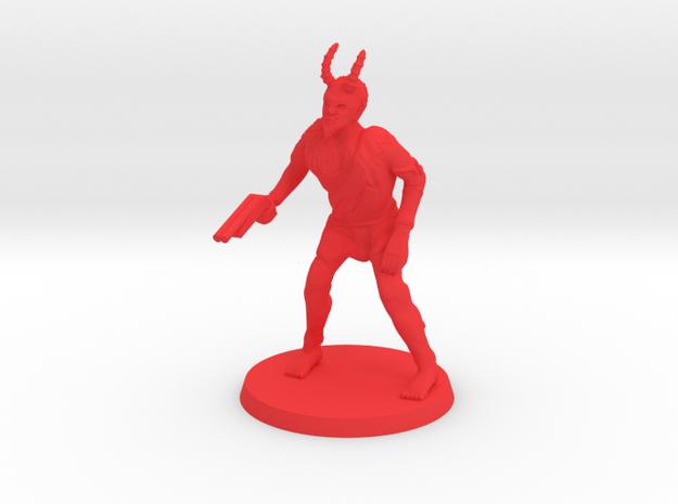 Mutant Spawn (weapon swap) in Red Processed Versatile Plastic