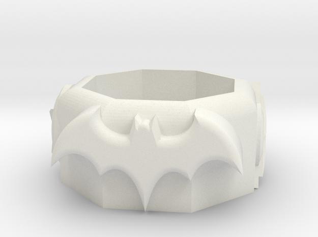 DC Sidekicks - Predator  Chalk holder in White Natural Versatile Plastic