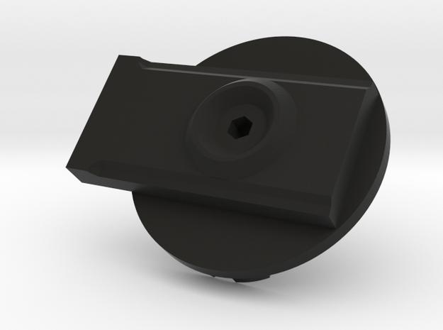 Garmin Quarter Trun Mount to eTrex Vista Legend Ad in Black Natural Versatile Plastic
