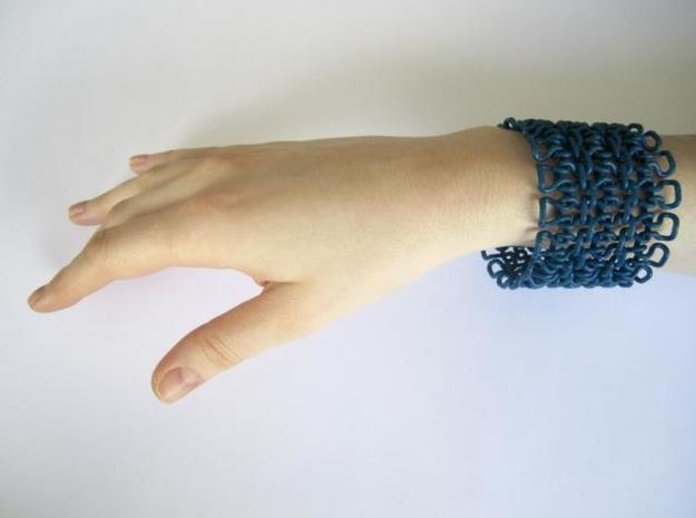 Stitch Bracelet - M 3d printed In Situation