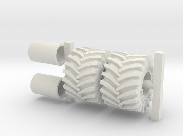 48 31 R20 in White Natural Versatile Plastic