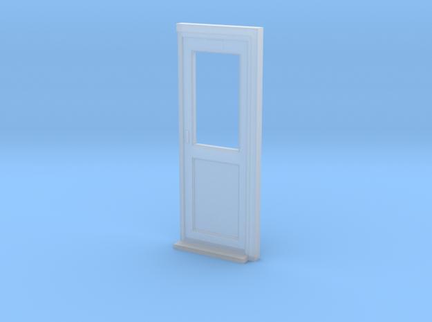 Door in Smooth Fine Detail Plastic