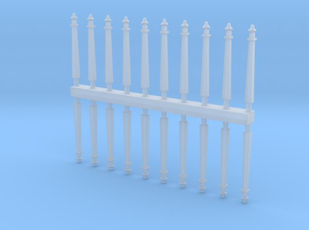 Electric pole type A - T Scale 1:450 20pcs set