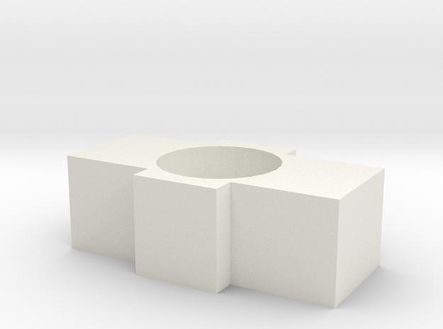 mk1 railtankgun mag insert in White Natural Versatile Plastic