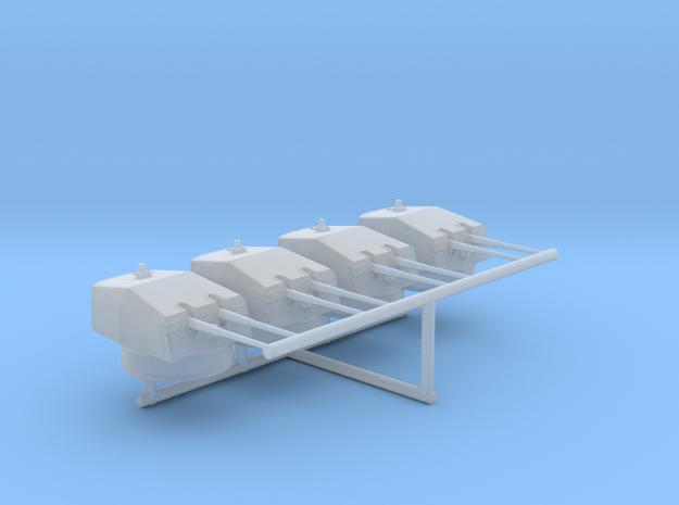 1/600 DKM 15cm/55 (5.9inch) SK C/28 Twin Mount Set