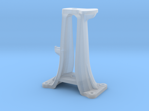HO Thicker CPR Switchstand in Smoothest Fine Detail Plastic
