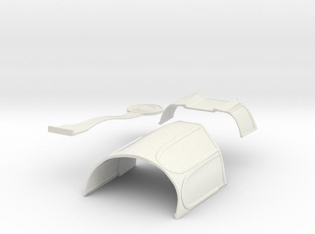 """Spider-man """"Spidey Signal"""" Upgrade Kit Accessories in White Natural Versatile Plastic"""