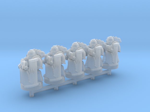 Immortans in Smooth Fine Detail Plastic