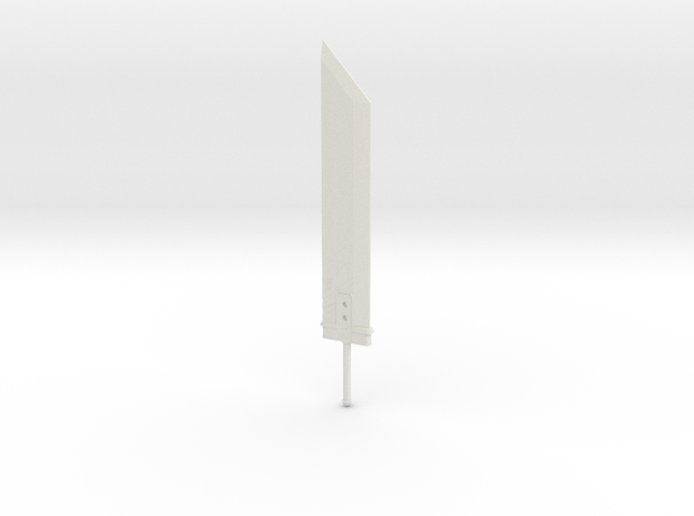 Miniature Buster Sword - Final fantasy 7