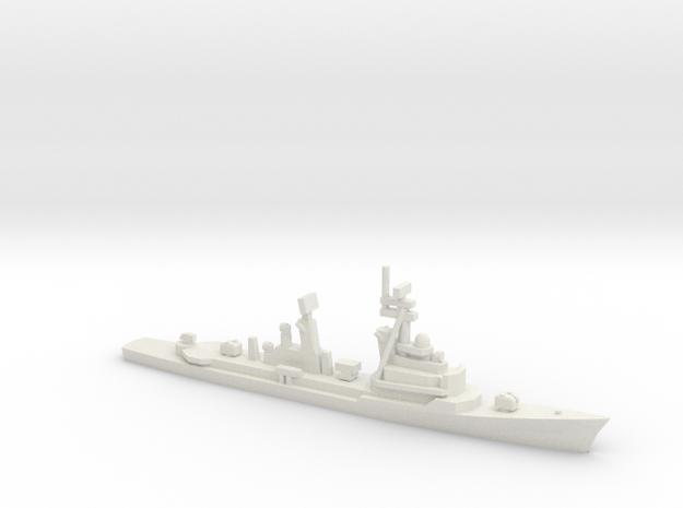 Lütjens-class destroyer (1966), 1/1800