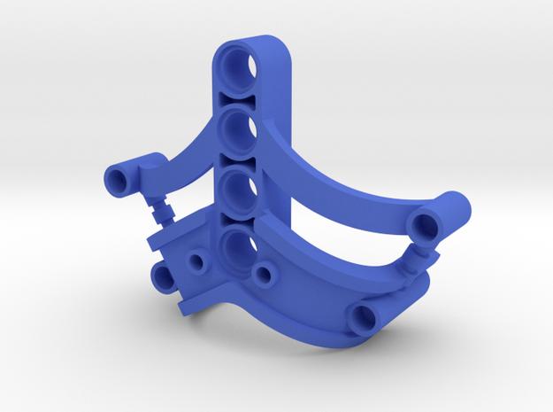 Voluka Armor 1 in Blue Processed Versatile Plastic