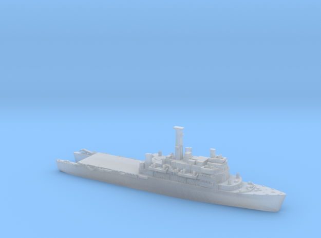 1/1800 HMS Fearless open welldeck in Frosted Ultra Detail