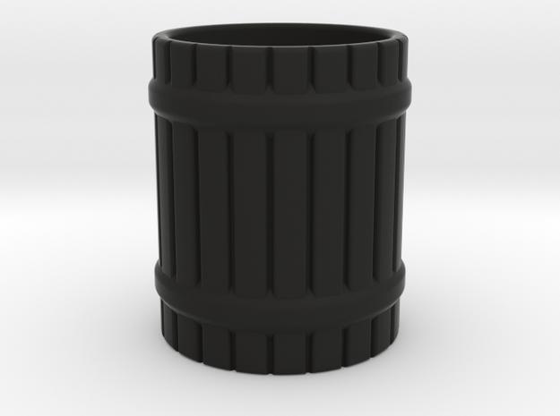 LARP mug in Black Strong & Flexible