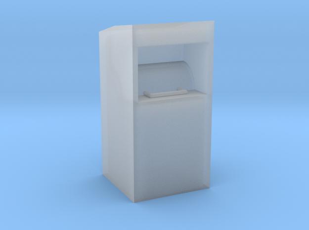 Altkleidercontainer in 1:120