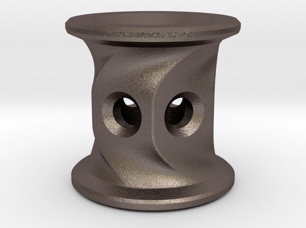 Twisted Lantern Bead
