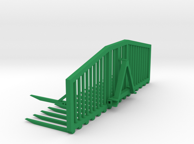 1:32 5m Silogabel für K-700A in Green Strong & Flexible Polished