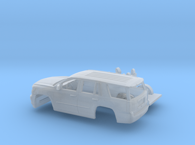 1/160 2015 Chevrolet Tahoe Kit in Frosted Ultra Detail