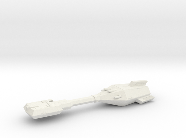 3788 Scale Trobrin Command Cruiser (CC) MGL in White Strong & Flexible