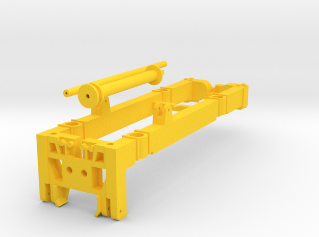 1:32 6x6 Rahmen für K-700A in Yellow Strong & Flexible Polished