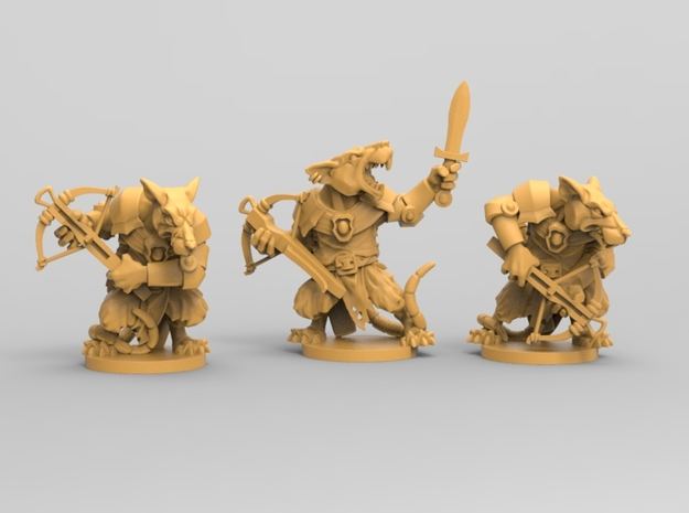 Elite Rat Pack - Mice and mystics