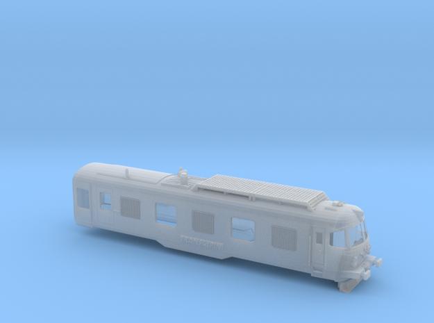 Triebkopf Transalpin Scale N in Smooth Fine Detail Plastic