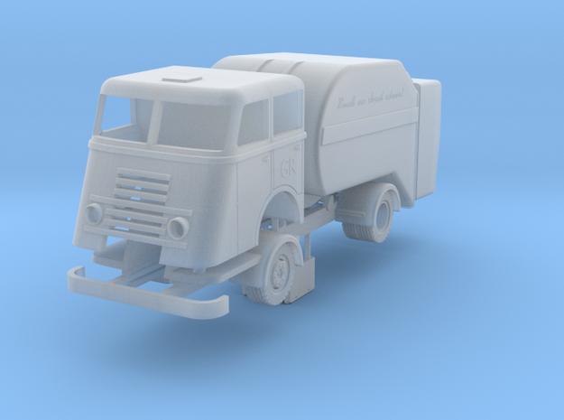 DAF A50 roltrommel vuilniswagen