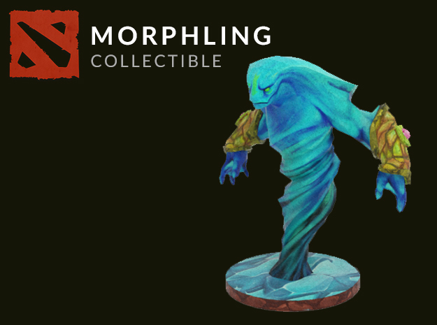 Morphling in Full Color Sandstone