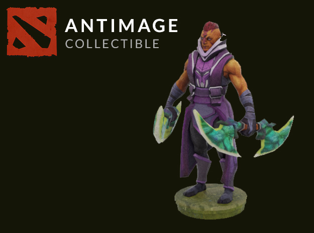 AntiMage in Full Color Sandstone