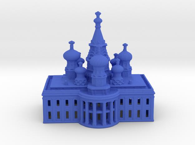 Kremhaus - Large in Blue Strong & Flexible Polished