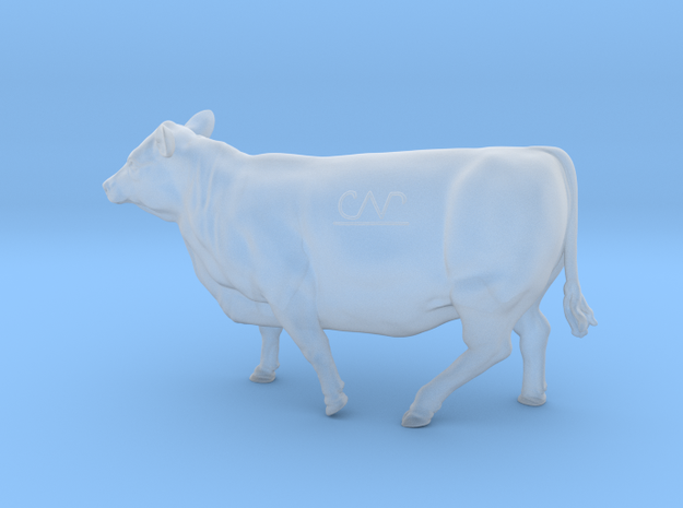 1/64 Yearling Heifer 06 in Frosted Ultra Detail