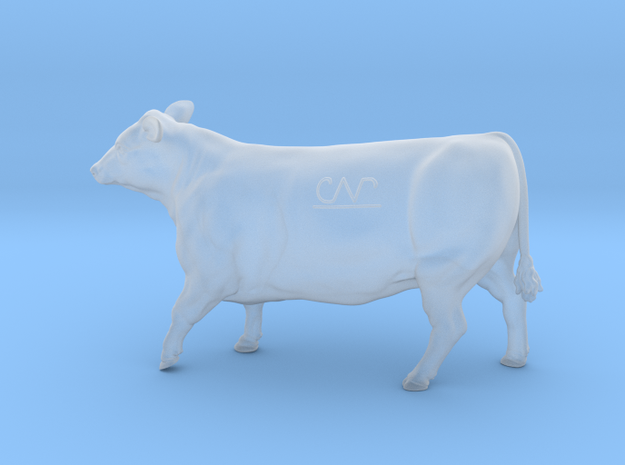 1/64 Yearling Heifer 01 in Frosted Ultra Detail