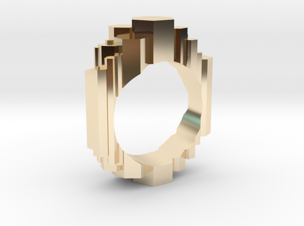 Hexagonal Ring