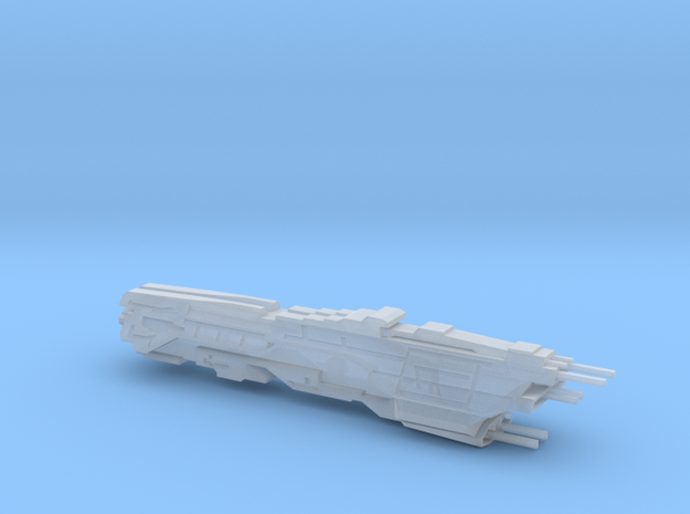UNSC Vindication Class Light Battleship