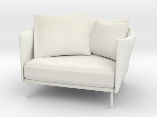 Printle Thing Armchair 04 - 1/24 - wob