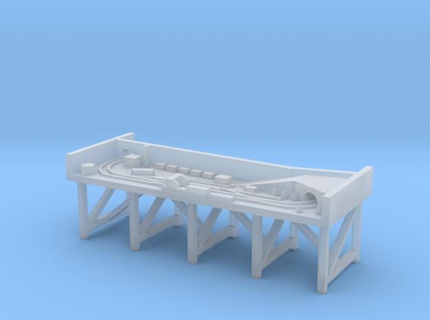 N Gauge Micro Model Railway Diorama