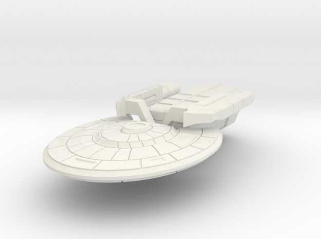 Colonial Light Carrier (no turrets, parts on sp