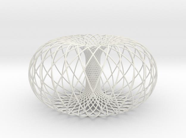Torus w/2 sets of 24 circles