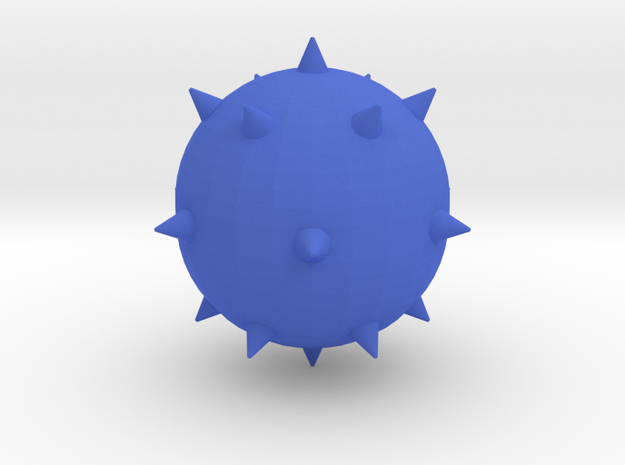 TF2 Stickybomb in Blue Strong & Flexible Polished